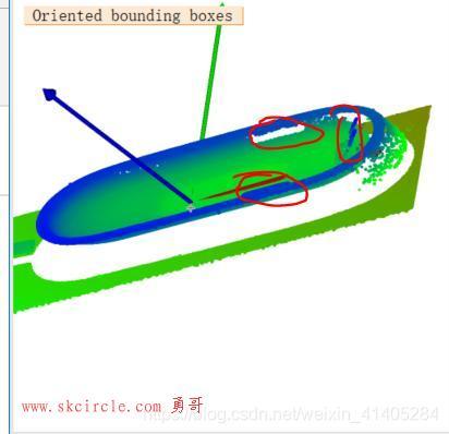 Halcon三维测量(2):三维点云模型三角化+切片处理+边缘宽度测量