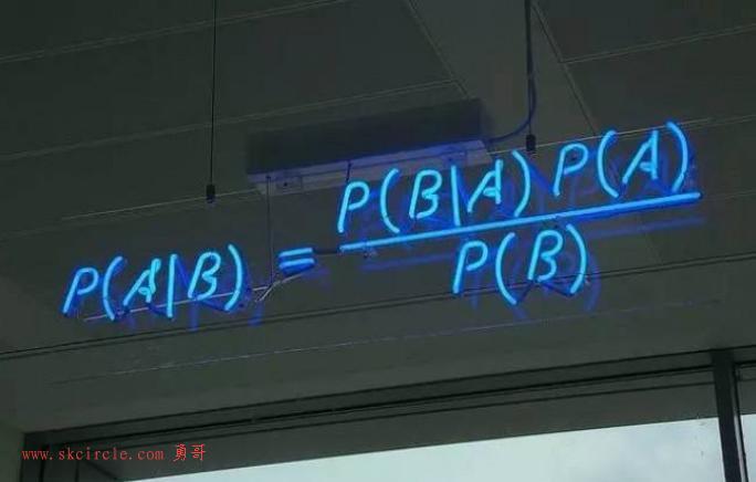 几个范例带你读懂贝叶斯法则