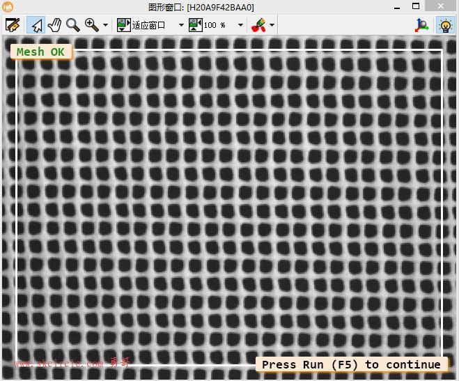 勇哥的视觉实验:SVM分类器(六) 支持向量机的应用例子,新奇检测的应用--网格缺陷检测