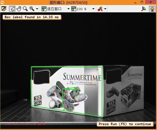 勇哥的视觉实验: 模板匹配(1)使用基于描述符的模板匹配在图片序列中寻找不同姿式的饼干盒子